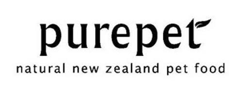 PUREPET NATURAL NEW ZEALAND PET FOOD