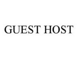 GUEST HOST