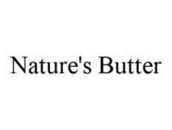 NATURE'S BUTTER