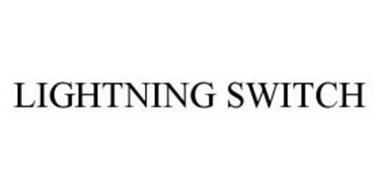 LIGHTNING SWITCH