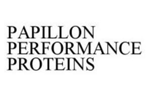 PAPILLON PERFORMANCE PROTEINS