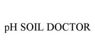 PH SOIL DOCTOR