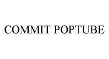 COMMIT POPTUBE