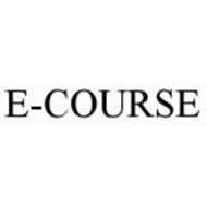 E-COURSE