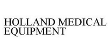 HOLLAND MEDICAL EQUIPMENT
