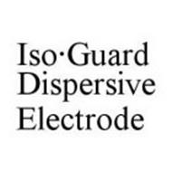 ISO·GUARD DISPERSIVE ELECTRODE