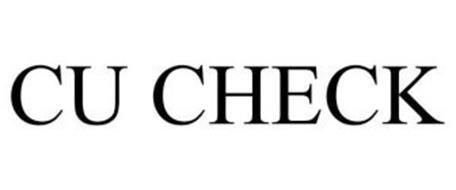 CU CHECK