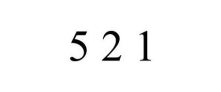 5 2 1