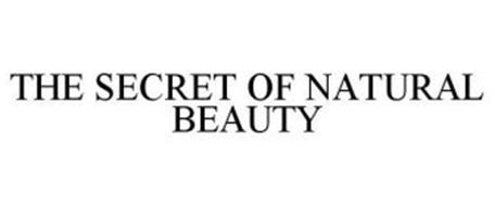 THE SECRET OF NATURAL BEAUTY
