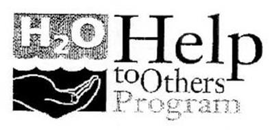 H2O HELP TO OTHERS PROGRAM