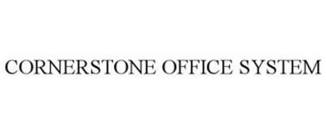 CORNERSTONE OFFICE SYSTEM