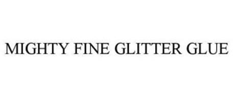 MIGHTY FINE GLITTER GLUE