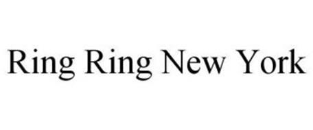 RING RING NEW YORK