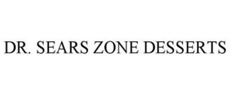 DR. SEARS ZONE DESSERTS