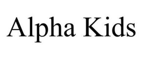 ALPHA KIDS