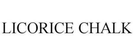 LICORICE CHALK