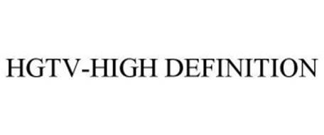 HGTV-HIGH DEFINITION