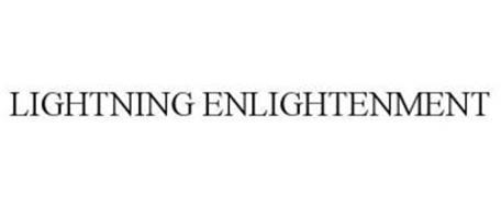 LIGHTNING ENLIGHTENMENT