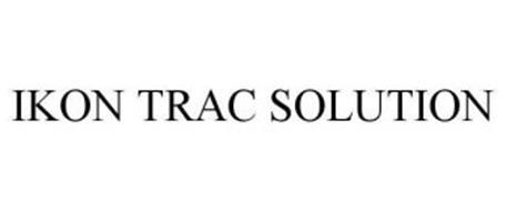 IKON TRAC SOLUTION