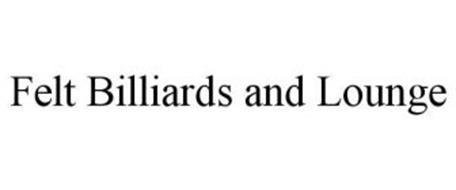 FELT BILLIARDS AND LOUNGE