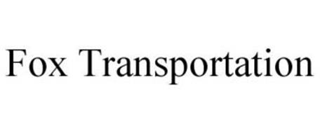 Fox Transportation Inc Trademarks 2 From Trademarkia Page 1