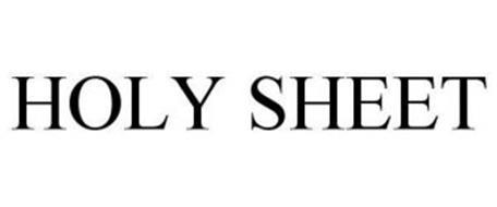 HOLY SHEET