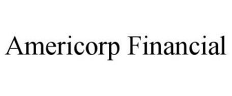 AMERICORP FINANCIAL