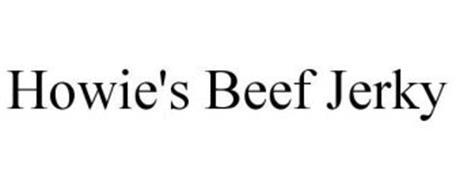 HOWIE'S BEEF JERKY