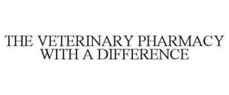 THE VETERINARY PHARMACY WITH A DIFFERENCE