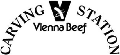 V CARVING STATION VIENNA BEEF
