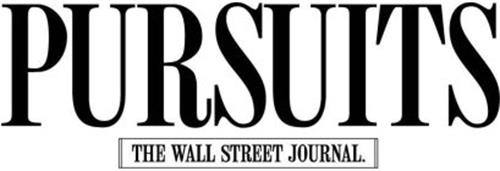 PURSUITS THE WALL STREET JOURNAL.