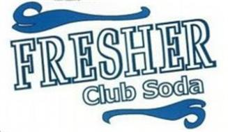 FRESHER CLUB SODA