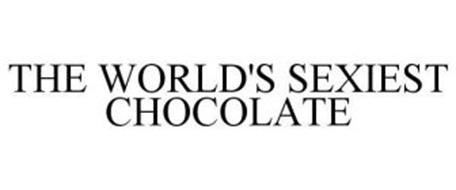 THE WORLD'S SEXIEST CHOCOLATE