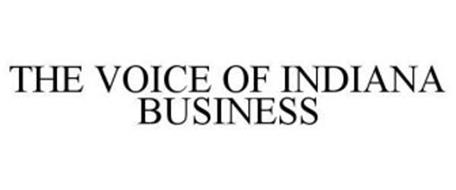 THE VOICE OF INDIANA BUSINESS