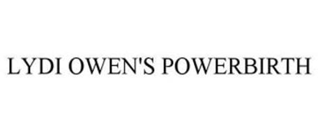 LYDI OWEN'S POWERBIRTH