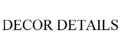 DECOR DETAILS
