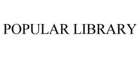 POPULAR LIBRARY