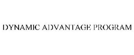 DYNAMIC ADVANTAGE PROGRAM