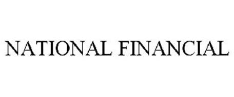 NATIONAL FINANCIAL