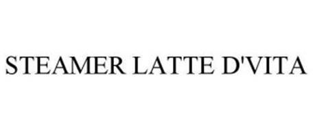 STEAMER LATTE D'VITA