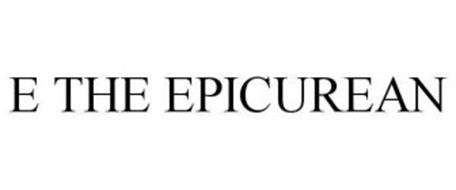 E THE EPICUREAN