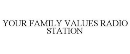 YOUR FAMILY VALUES RADIO STATION