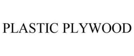 PLASTIC PLYWOOD