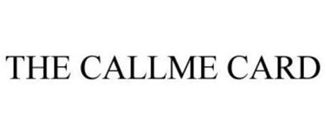 THE CALLME CARD