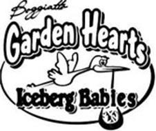 BOGGIATTO GARDEN HEARTS ICEBERG BABIES