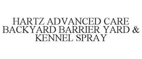 HARTZ ADVANCED CARE BACKYARD BARRIER YARD & KENNEL SPRAY