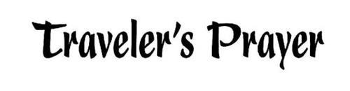 TRAVELER'S PRAYER