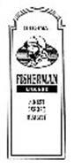 ORIGINAL FISHERMAN LIQUER FINEST EXPORT QUALITY