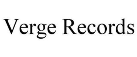 VERGE RECORDS