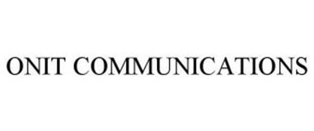 ONIT COMMUNICATIONS